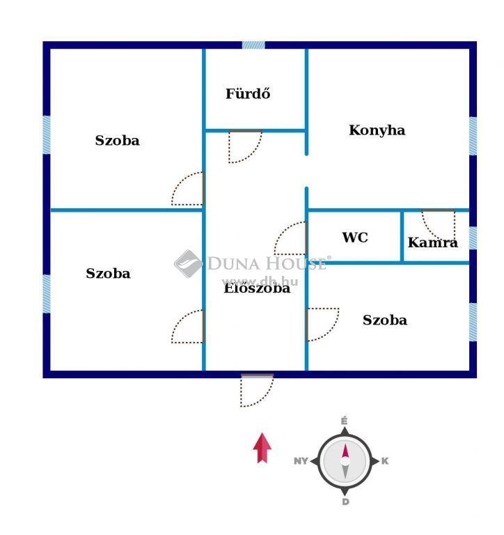 Eladó Ház, Somogy megye, Kaposvár