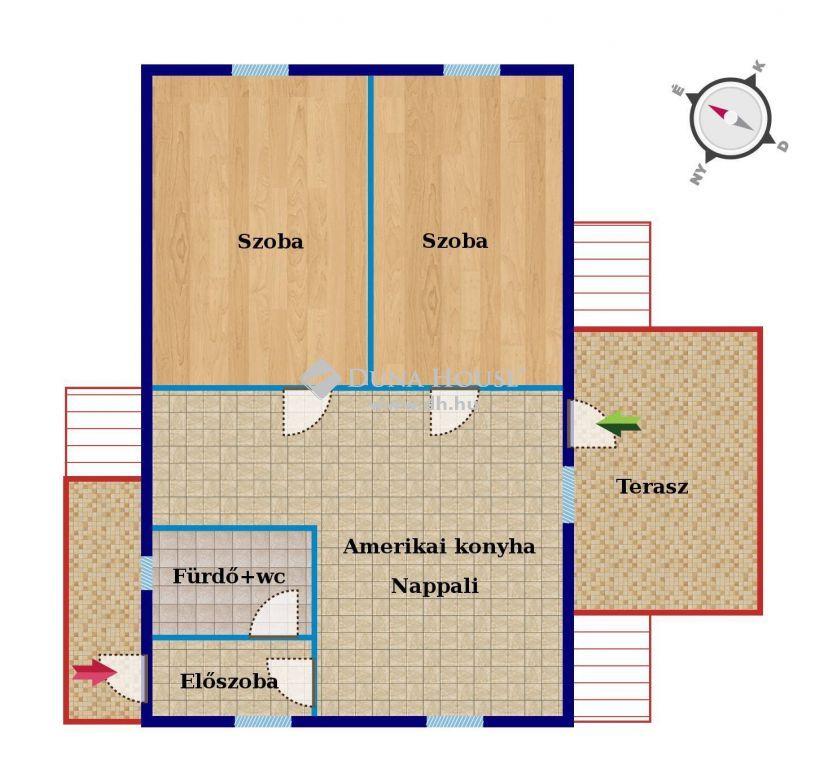 Eladó Ház, Bács-Kiskun megye, Kecskemét - Petőfiváros peremén