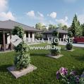Eladó Ház, Bács-Kiskun megye, Kecskemét - 100-nm-es ház, 650 nm-es telekkel - Ballószög