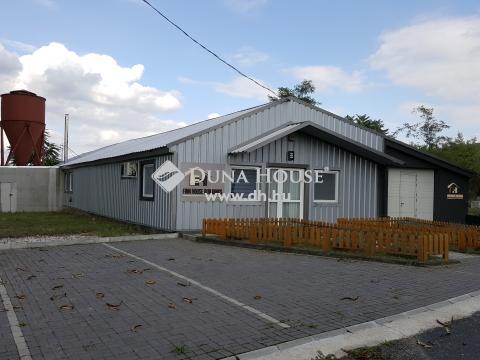 Eladó Ipari, Komárom-Esztergom megye, Dunaalmás - Főút mellett