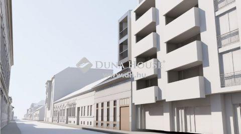 Eladó Lakás, Hajdú-Bihar megye, Debrecen - Belvárosban épülő társasház
