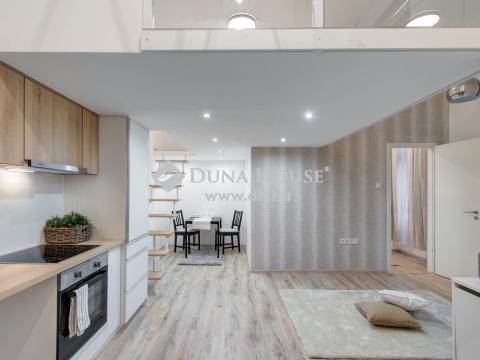 Eladó Lakás, Budapest - Damjanich utcában - emeleti, liftes - szép lakás
