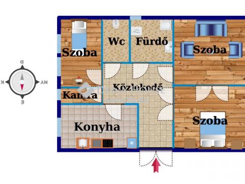 Eladó Lakás, Zala megye, Zalaegerszeg