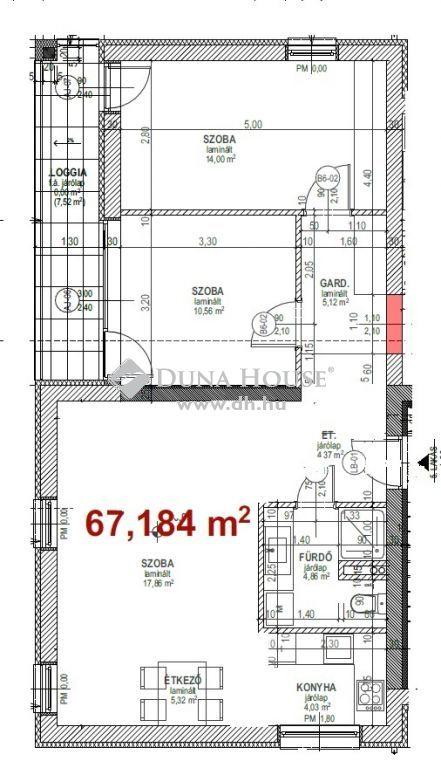 Eladó Lakás, Hajdú-Bihar megye, Debrecen - Társasházi lakás a Tócóvölgyi Lakóparkban