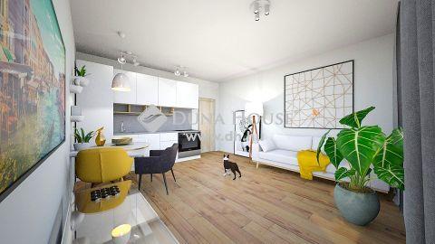 Eladó Lakás, Budapest 13. kerület - MODERN és korszerű tervezés - ERKÉLYES, elegáns lakások a Westendtől 5 percre