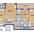 Eladó Lakás, Bács-Kiskun megye, Kecskemét - 90 nm-es 1. emeleti, ERKÉLYES lakás a Belvárosban